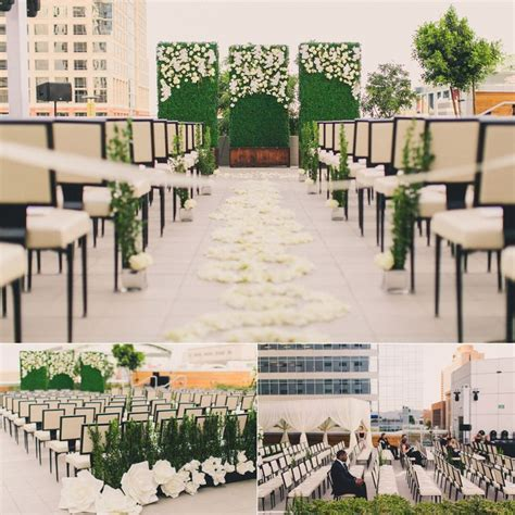 Sneak peek at Alex and Chris' wedding at the Hotel Palomar