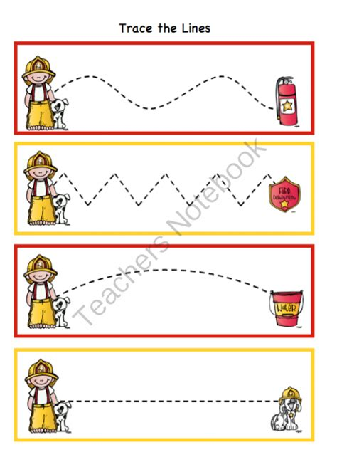 firefighter theme for preschool preschool printables fireman toddler printable learning 621