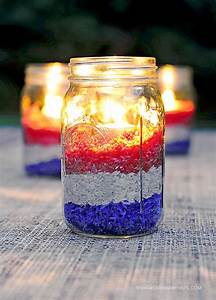 Easy, Diy, Red, White, And, Blue, Party, Decoration