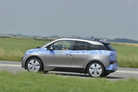Bmw I3 (preproduction)  Reviews  Complete Car