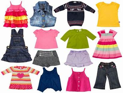 Clothes Children Kinderkleding Wear Collage Dei Vestiti