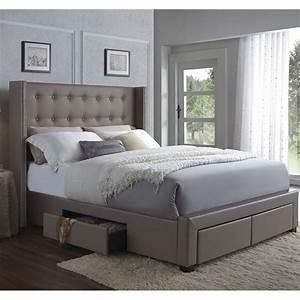 Thousand Oaks Storage Platform Bed Reviews AllModern