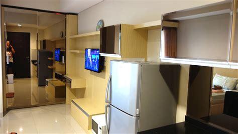 Sewa Apartemen Serpong Atria Residence Studio Full