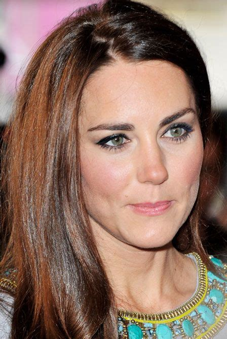 kate middleton eye color the thing about duchess catherine s eye makeup