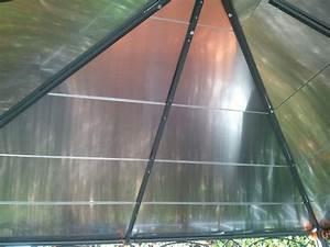 Verzinktes Blech Kaufen : aluminium blechdach projektdokumentation gartenpavillion diy blog ~ Whattoseeinmadrid.com Haus und Dekorationen