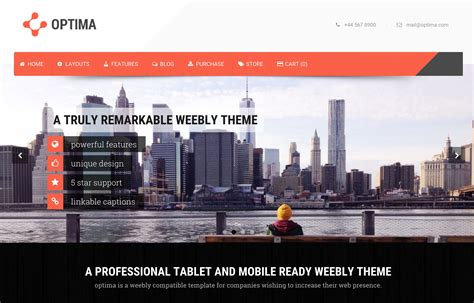 Free Website Themes 63 Weebly Templates And Designs For Advanced Websites