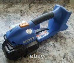 orgapack     mm strapping banding tool cordless  signode bxt