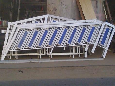 rampe en aluminium