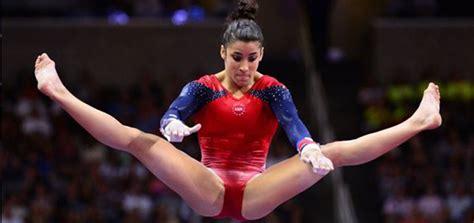 Gymnast Young Oopsandyoung Gymnast Cameltoe