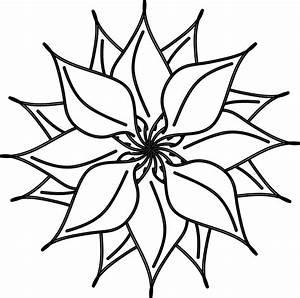 Flower black and white flower black and white lotus flower ...