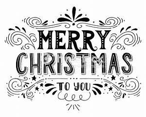 Merry Xmas Schriftzug : merry christmas retro poster mit hand schriftzug und dekoration vektorgrafik thinkstock ~ Buech-reservation.com Haus und Dekorationen