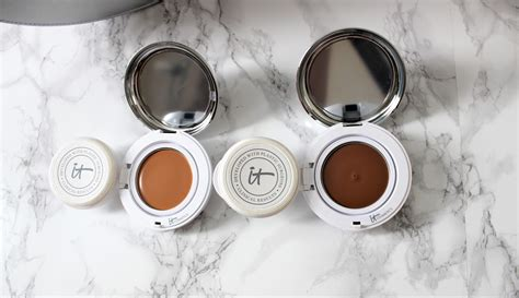 cosmetics confidence   compact review swatches