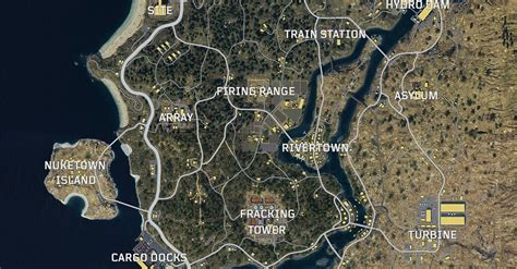 call  duty black ops  blackout map revealed polygon