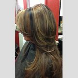 Dark Brown Hair With Caramel Highlights | 736 x 1219 jpeg 322kB