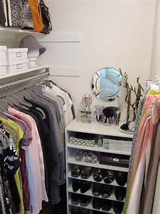 best 25 narrow closet ideas on pinterest master closet With how to make impressive walk in closet