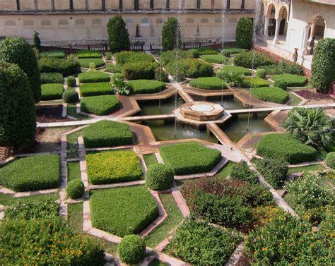 landscape design india amber palace jaipur