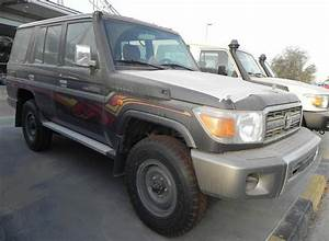 Toyota Land Cruiser Lx 4 2l Diesel  Manual Transmission