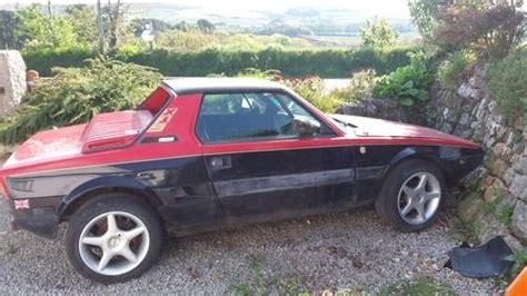 Fiat X19 Parts by For Sale Fiat X19 Project Or Parts 1986 Classic Cars Hq