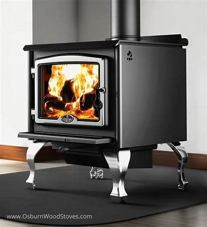 Osburn Wood 2300 Stove Freestanding Heater Standing