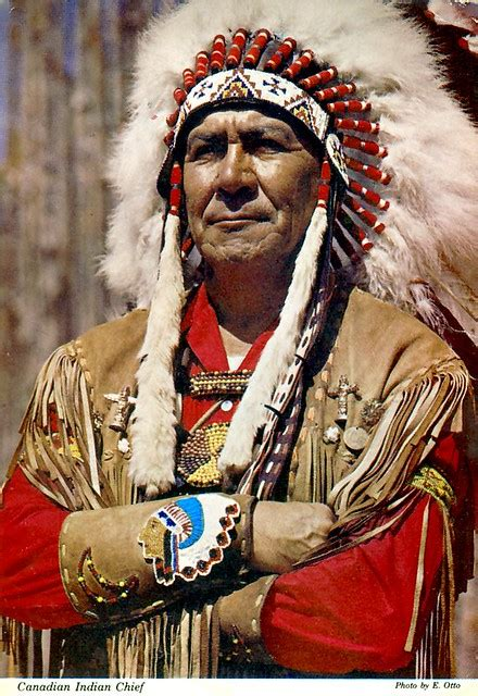 Indian Chief Image by Canadian Indian Chief Flickr Photo