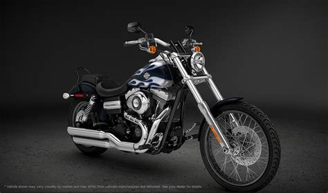 2013 Harley-davidson Dyna Wide Glide Review