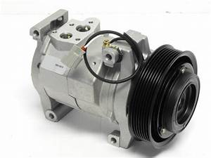 Uac Co 28003c Ac Compressor - 2007-2003 Honda Accord 2 4l - 38810raaa01