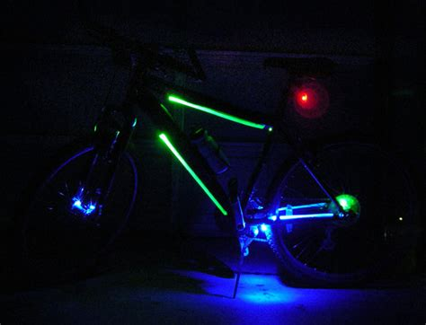 diy bike lights