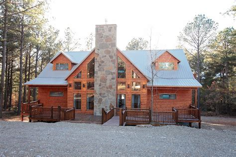 cabins in oklahoma high five cabin in broken bow ok sleeps 18