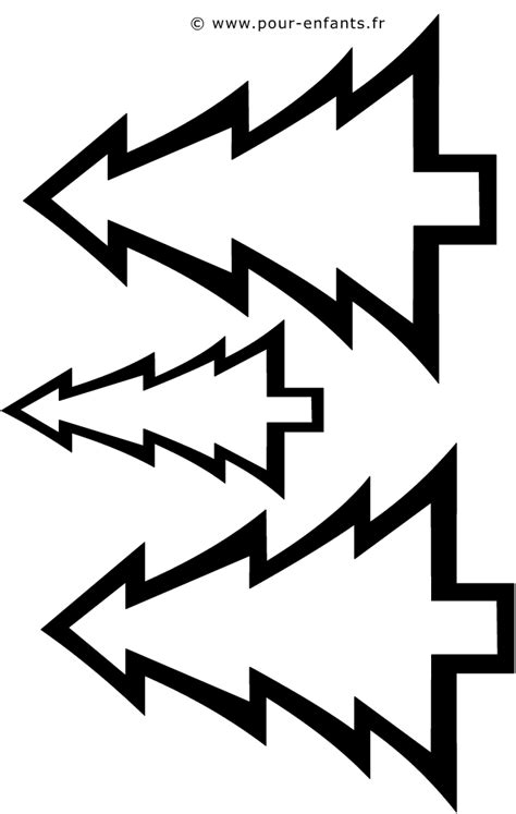 dessin de sapin coloriage de sapin
