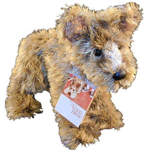 Candlewick Press - Because of Winn-Dixie: Movie Tie-In Plush