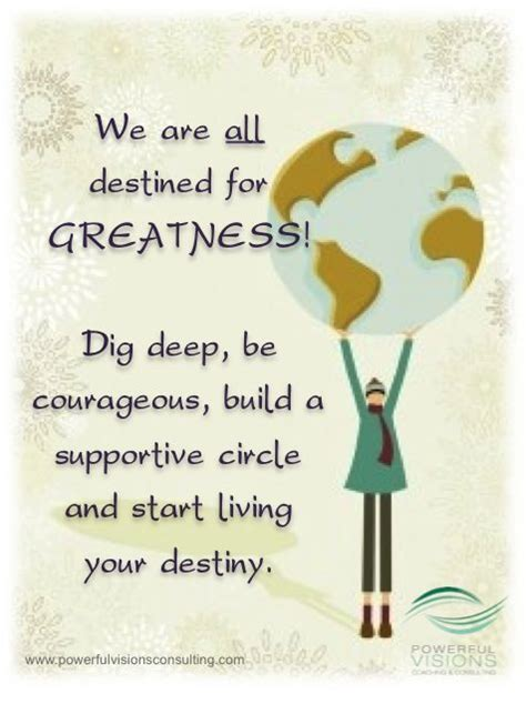 destined  greatness quotes quotesgram