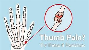 8 Best Exercises To Stop Thumb Pain