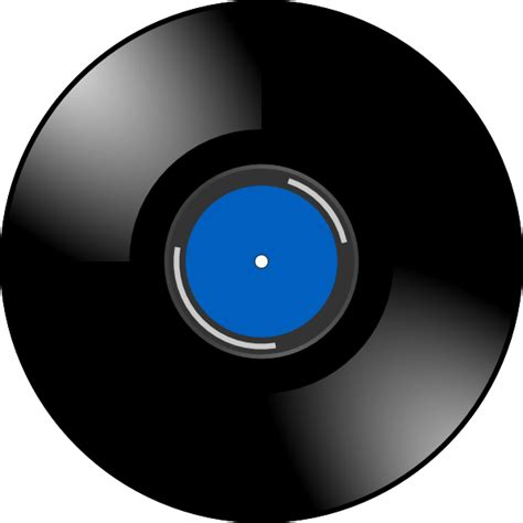 Record Clipart Vinyl Record Clipart Www Imgkid The Image Kid Has It