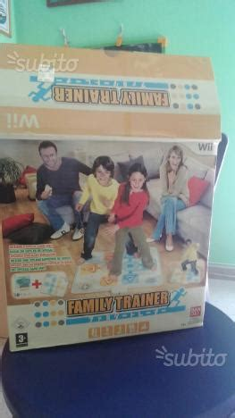 tappeto wii family trainer challenge tappeto posot class