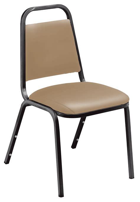 standard vinyl padded stack chair 9100 series