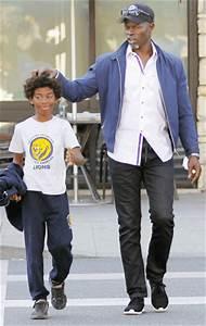 Look at how big Kimora Lee Simmons? son with Djimon ...