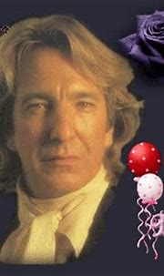 Happy Birthday from Alan Rickman Picture #126437673 ...