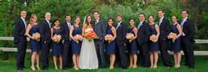 bridesmaid and groomsmen navy bridesmaid and groomsmen fall