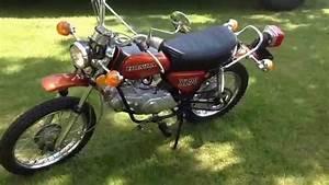 1974 Honda Xl70