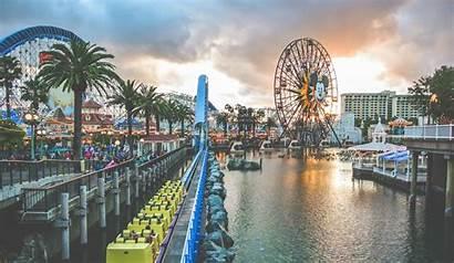 Disneyland Desktop Wallpapers Disney Pixelstalk Pier Paradise