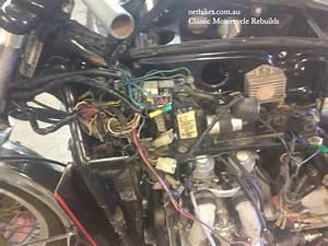 Netbikes Motorcycle Auctions Australia  Honda Gl1000