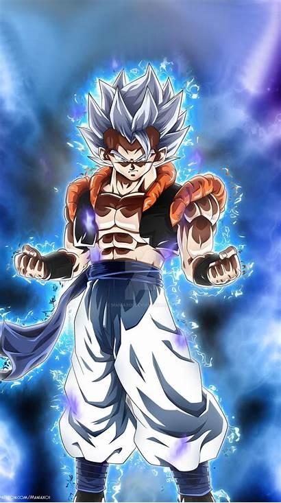 Goku Gogeta Dragon Ball Super Wallpapers Broly