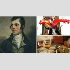 When Is Burns Night In 2017? All You Need To Know About The Celebration  Coventry Telegraph