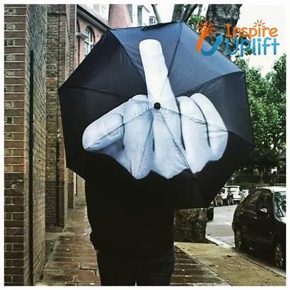 Umbrella Rain Sun Double Eff Inspireuplift Fingers