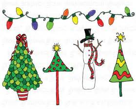 Christmas Holiday Party Clip Art