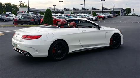 S63 Amg Cabriolet by 2017 S63 Amg Cabriolet Auxdelicesdirene