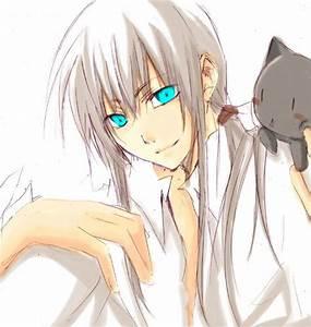 Anime with White Hair Blue Eyes 17747code.jpg | anime boys ...