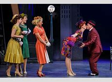 Loesser Is More With Bouncy 'Guys And Dolls' Revival