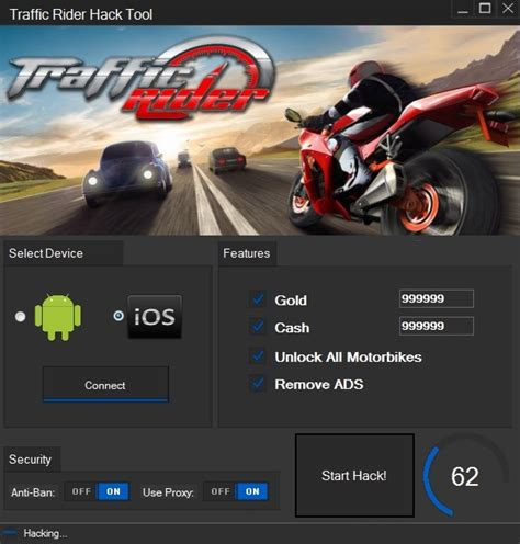 traffic rider hack cheats files best tools for