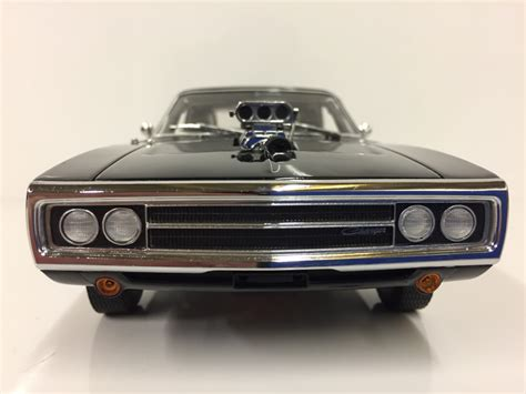Fast And Furious Doms 1970 Dodge Charger 1